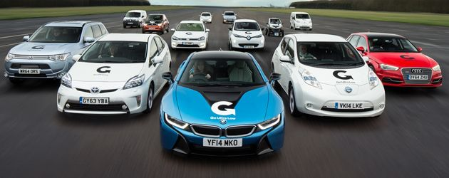 Electric Vehicles Have Another Record Year Reaching Million