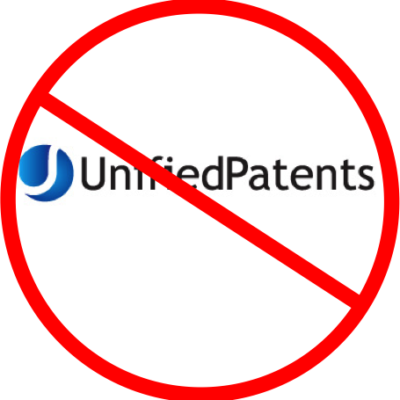 No to Unified Patents