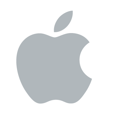 Apple Logo 400
