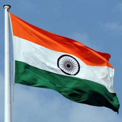 Image result for india flag 400x400